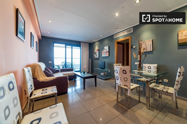 Great 2-bedroom apartment for rent in Alboraya, Valencia