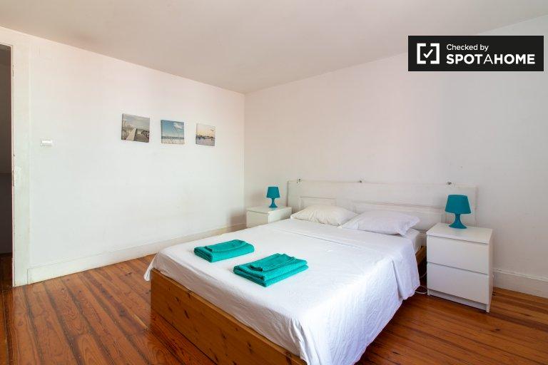 Chambre à louer dans un appartement de 4 chambres à coucher en Misericordia