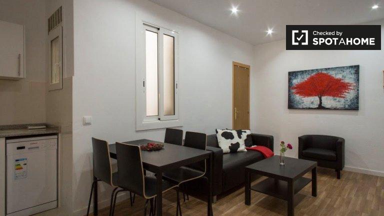 Elegante apartamento de 3 quartos em Barcelona