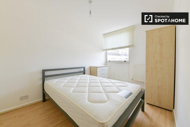 Pokój do wynajęcia w 4-pokojowym mieszkaniu w Lambeth w Londynie