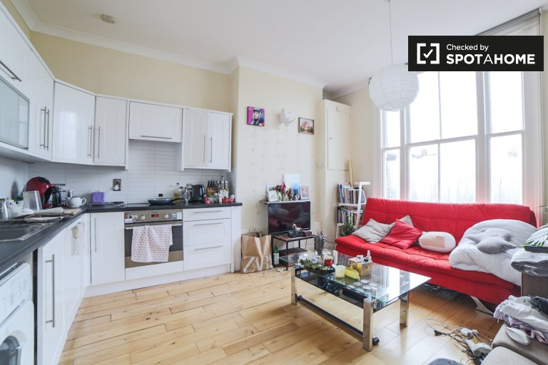 Elegant 1-bedroom apartment to rent in Kensington, London