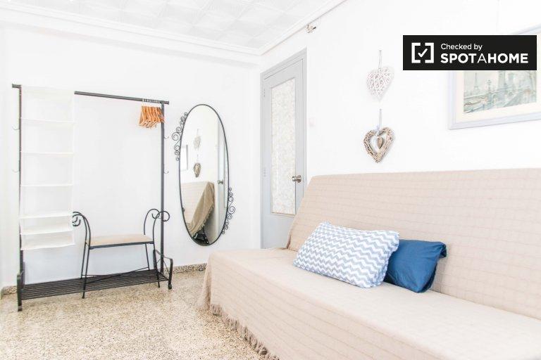 Pokój zewnętrzny w 5 sypialniach, Rascanya, Valencia.