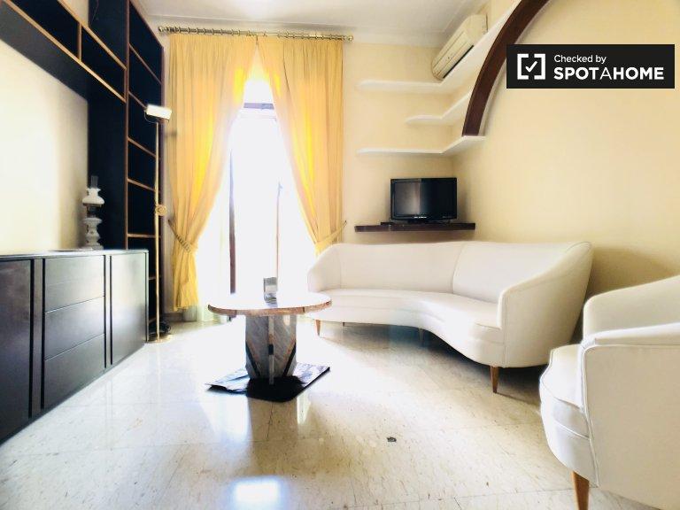 3-pokojowe mieszkanie do wynajęcia w Appio Latino, Rzym