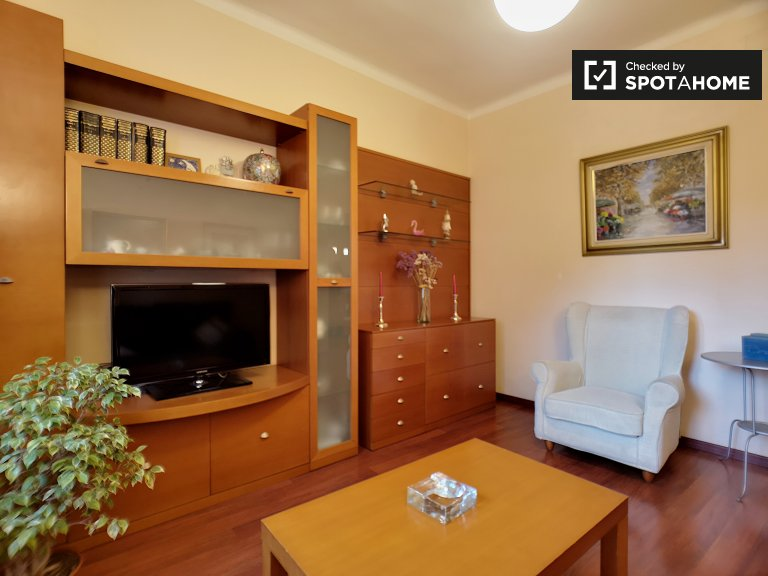 Apartamento de 2 quartos para alugar em Gràcia, Barcelona