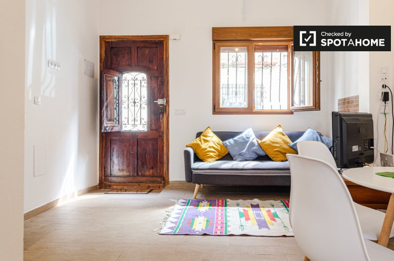 Studio apartment for rent in Malva-Rosa, Valencia