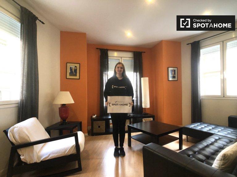 Accogliente bilocale in affitto a Madrid Centro