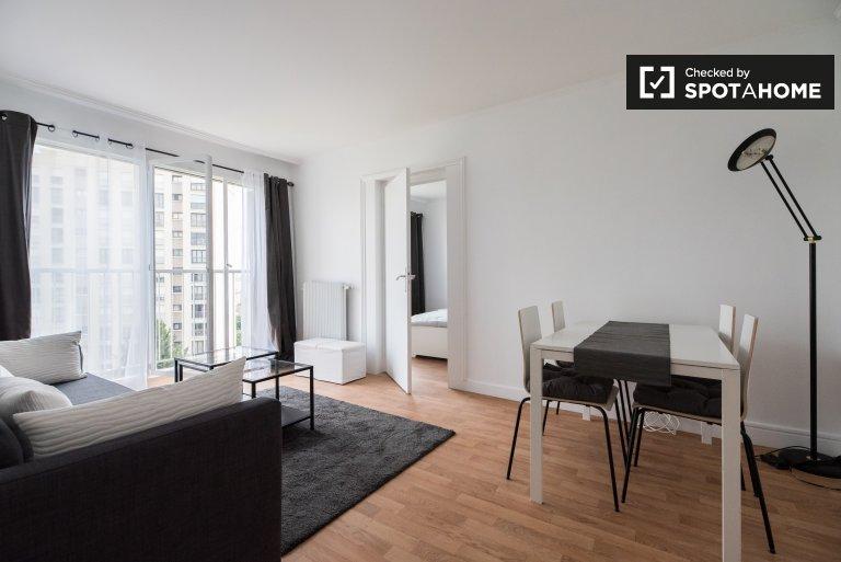 Appartamento con 1 camera da letto in affitto a Châtillon Montrouge, Parigi