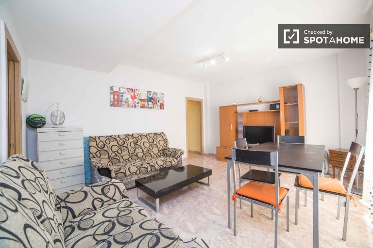 Affordable 3 appartamento a Benimaclet, Valencia