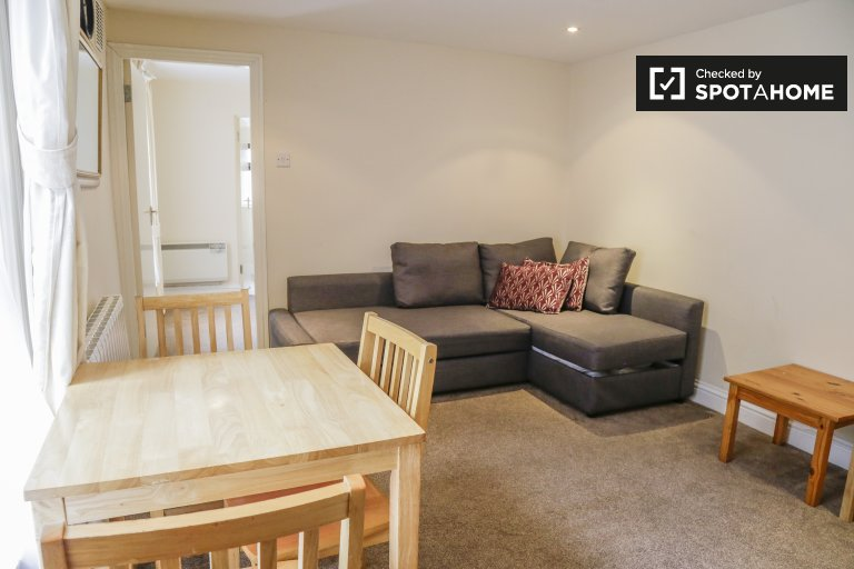 Stylish 1-bedroom apartment for rent in Stoneybatter, Dublin