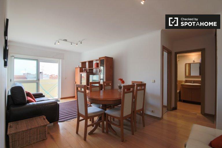 Apartamento de 1 quarto de Encanto para alugar em Beato, Lisboa