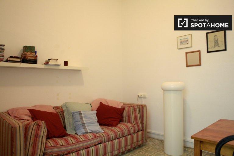 Bedroom 1 - sofa-bed