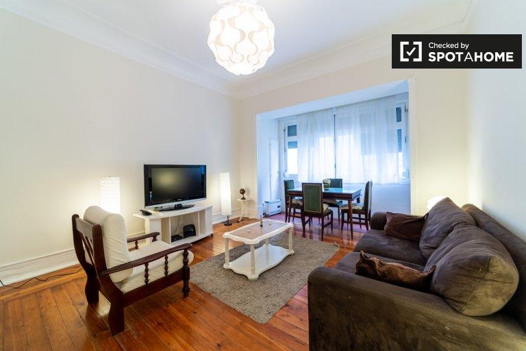Appartement de 3 chambres à louer à Príncipe Real, Lisbonne