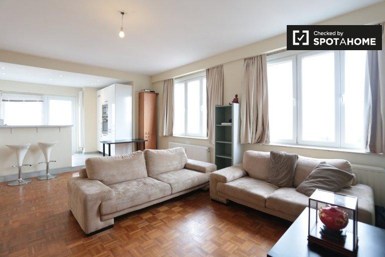 Spacius and modern studio for rent in Etterbeek, Brussels