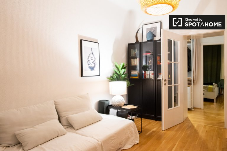 Stylish apartment with 1 bedroom for rent in Prenzlauer Berg