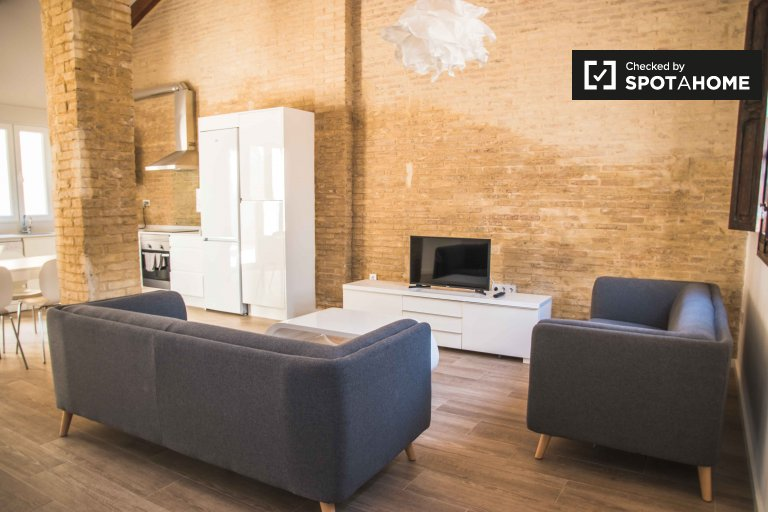 Beautiful 2-bedroom house for rent in Patraix, Valencia