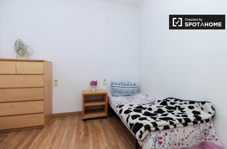 El Raval, Barcelona, Kiralık rahat oda