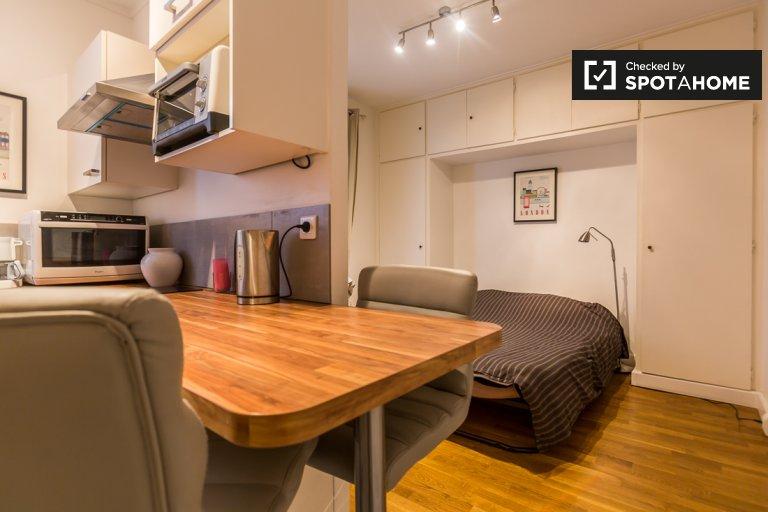 spacieux studio meubl de 42 m2 avec jardin privatif dans rsidence prive calme langues parles espagnolfrancais