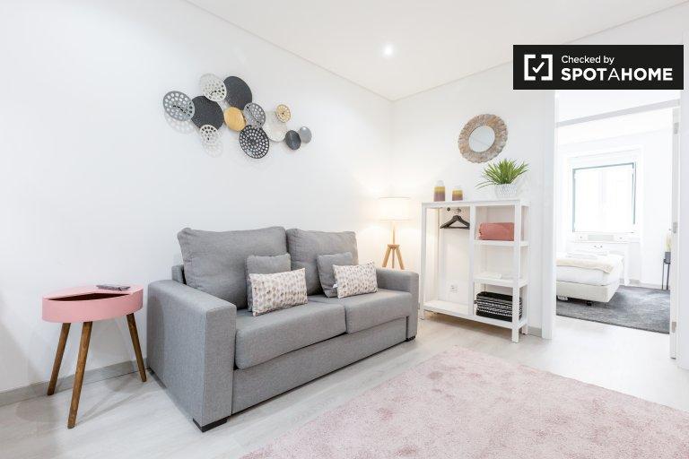 Appartement 1 chambre à louer à Olaias, Lisbonne