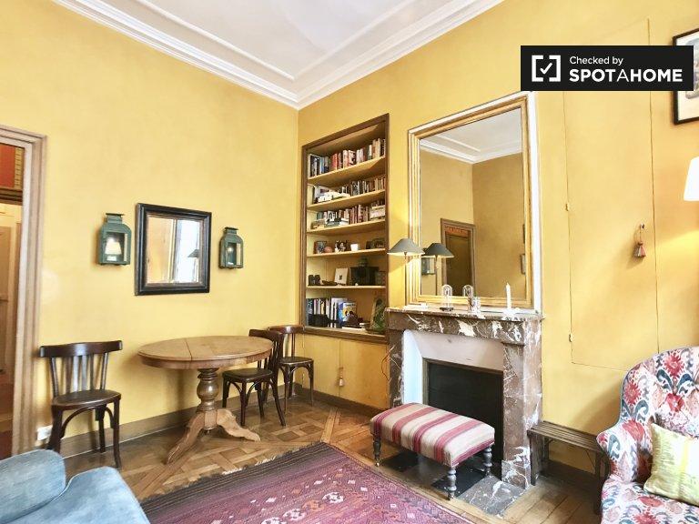Appartement 1 chambre à louer dans le 6ème arrondissement, Paris