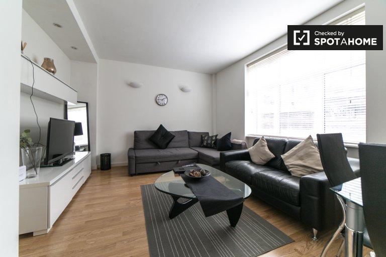 Schicke 2-Zimmer-Wohnung zur Miete in City of London, London