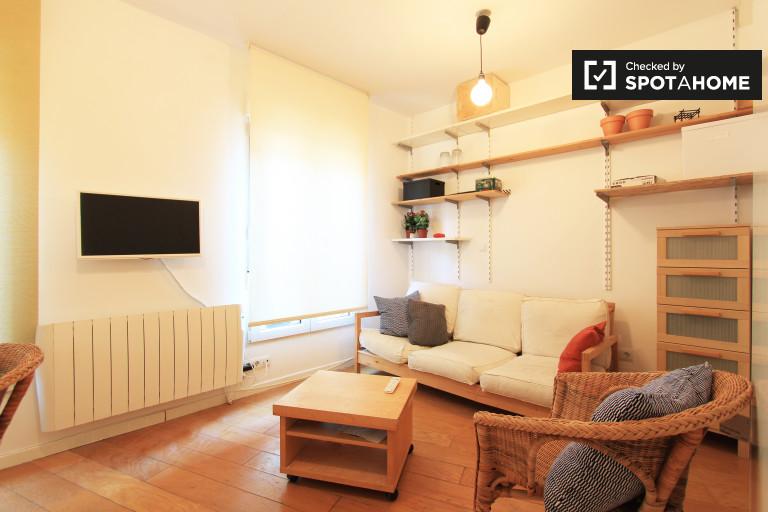 Apartamento de 1 dormitorio en alquiler en Tirso de Molina, Madrid