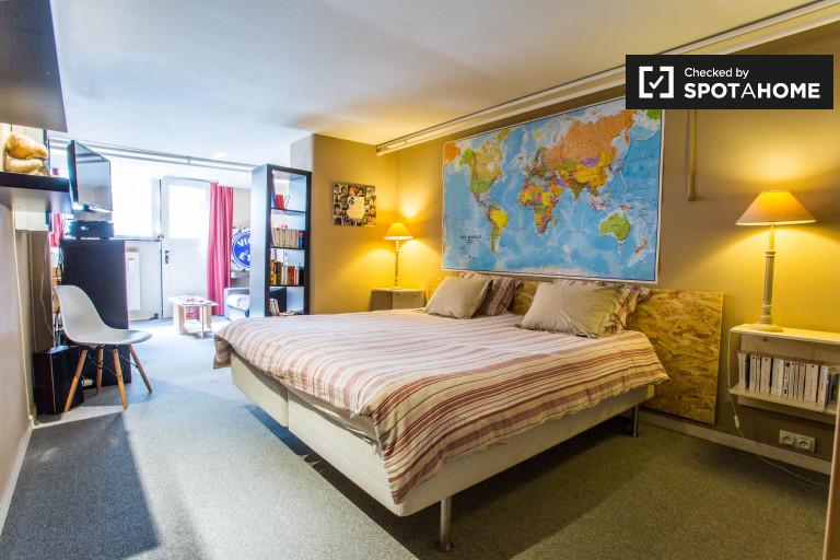 apartamento de 1 dormitorio en alquiler en Barrio europeo, Bruselas