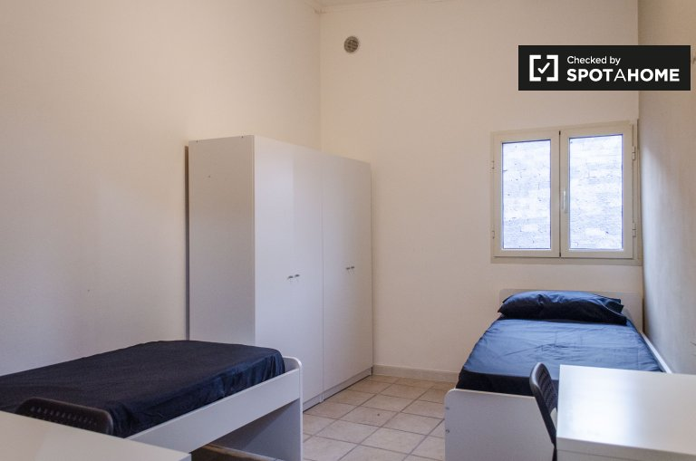Shared room for rent in 2-bedroom house in Trieste, Rome