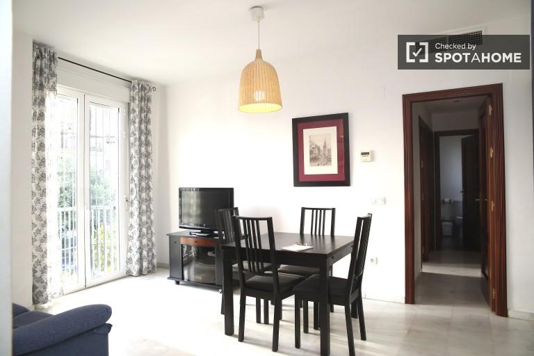 2-bedroom apartment for rent near Nervion, Sevilla