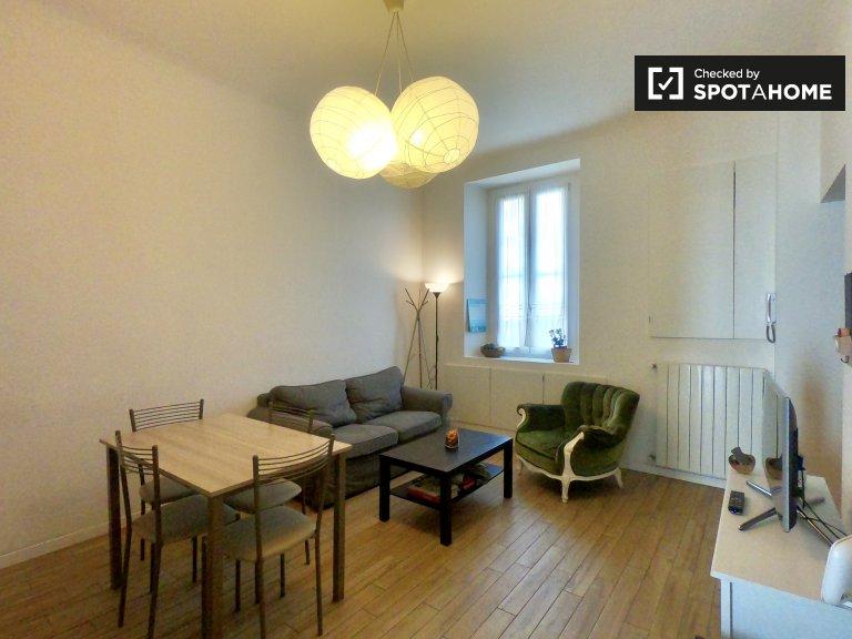 Apartamento de 2 dormitorios en alquiler en Ca 'Granda, Milán