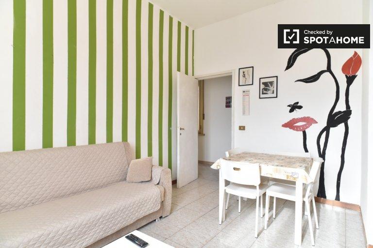 Appartement élégant de 2 chambres à louer à Trieste, Rome