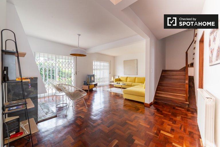 3 yatak odalı ev kiralık Cascais, Lizbon.