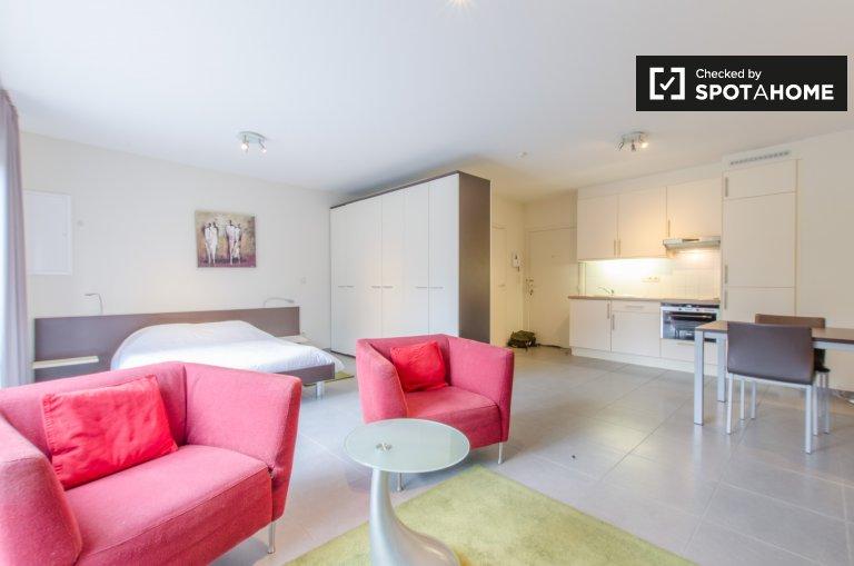 Apartamento para alugar em Saint Josse, Bruxelas