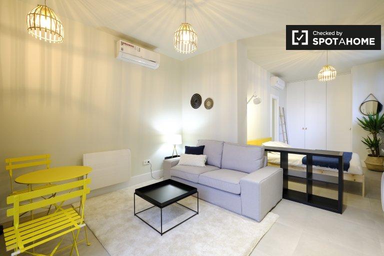 Maravilloso estudio en alquiler en Hortaleza, Madrid