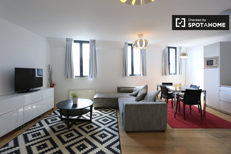 Appartement 1 chambre à louer au centre-ville de Bruxelles