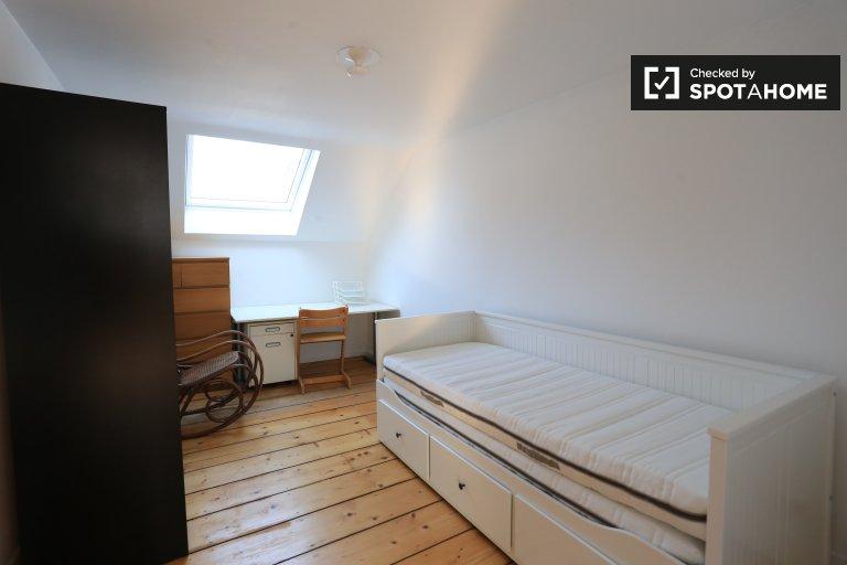 Pokoje do wynajęcia w domu z 7 sypialniami w Centre, Bruksela
