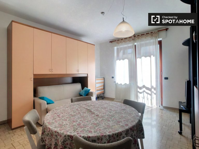 Studio apartment for rent in Sesto San Giovanni, Milan