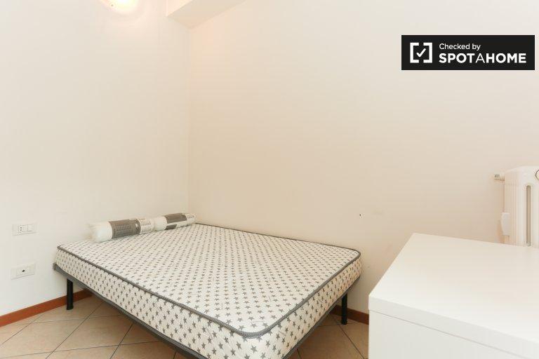 Habitación individual en alquiler, apartamento de 4 dormitorios, Sesto San Giovanni