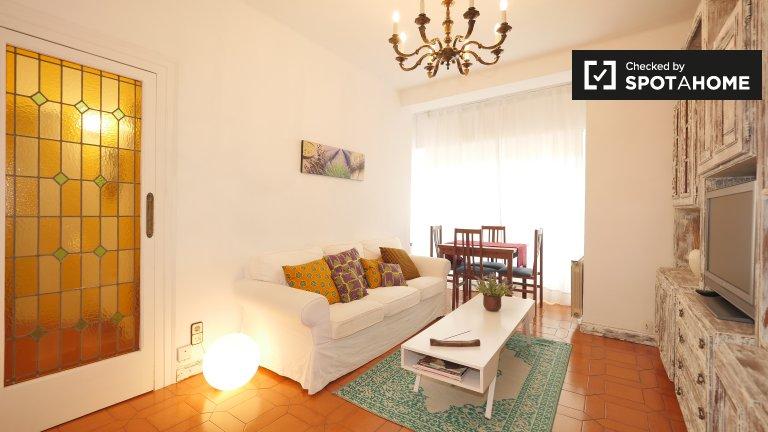 Lovely 3-bedroom flat for rent in Horta-Guinardó, Barcelona