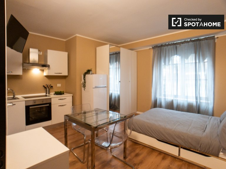 Studio apartment for rent in San Siro, Milan
