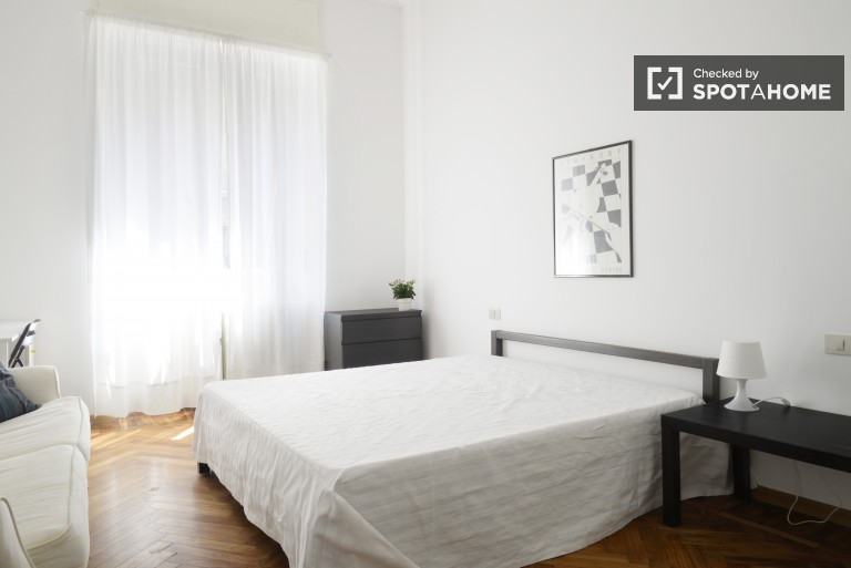 Camera  3 - letto matrimoniale
