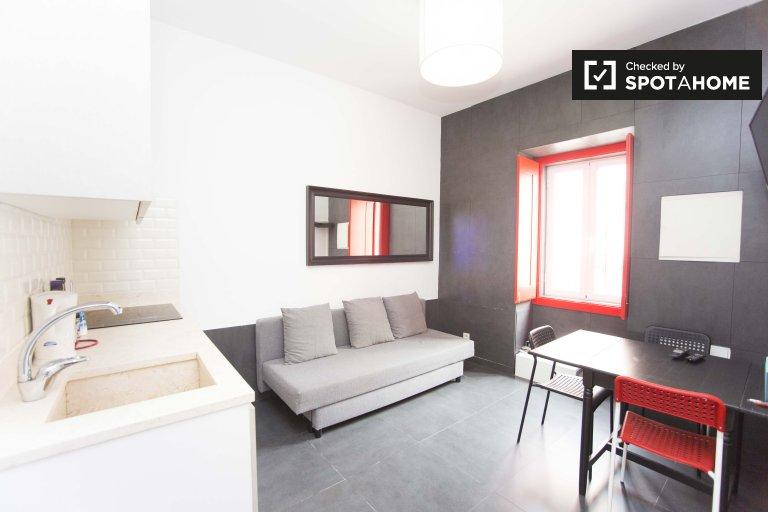 Appartement moderne de 1 chambre à louer à Ajuda, Lisbonne