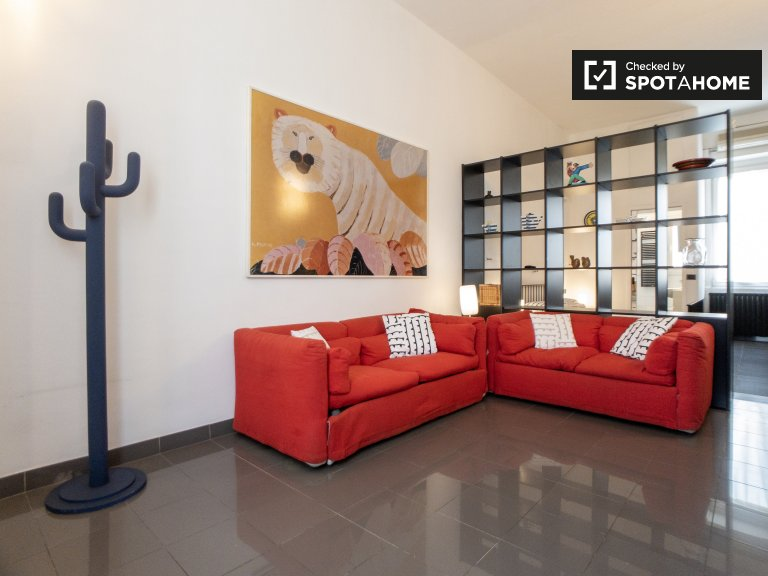 Wonderful studio apartment for rent in Wagner, Milan