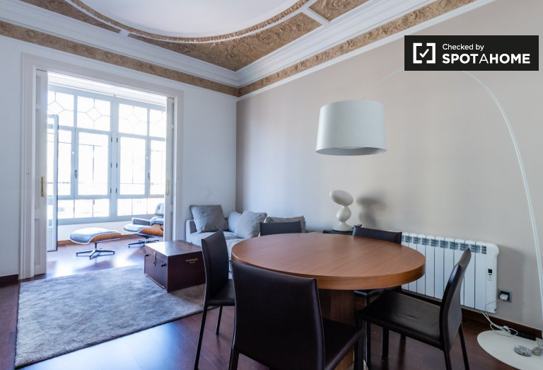2-bedroom apartment for rent in Central Barcelona