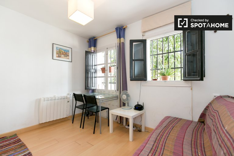 Adorable 1-bedroom apartment for rent near Sacromonte Caves