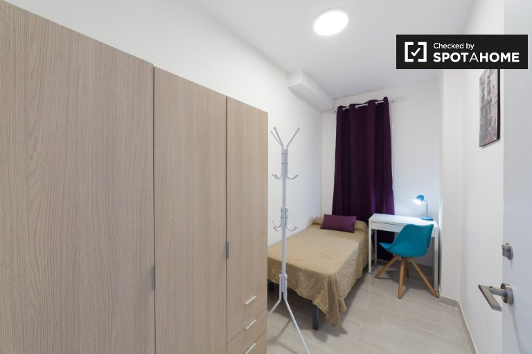 Nice room for rent in Eixample, Barcelona