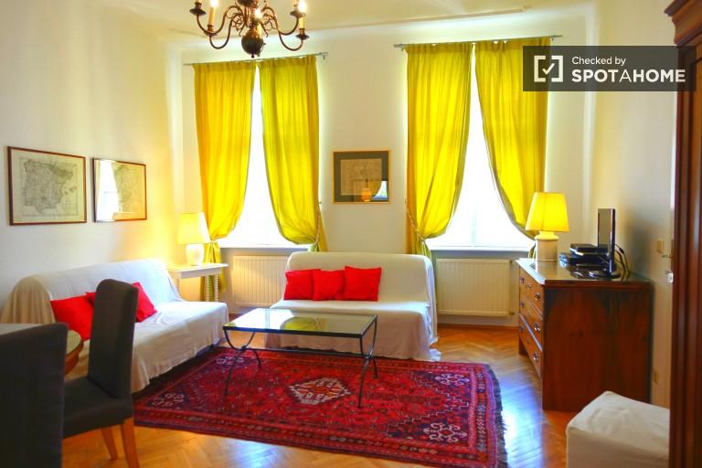 1-bedroom flat for rent in Landstrasse, Vienna