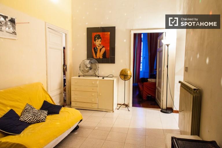 Grande stanza in appartamento a Roma centro, Roma