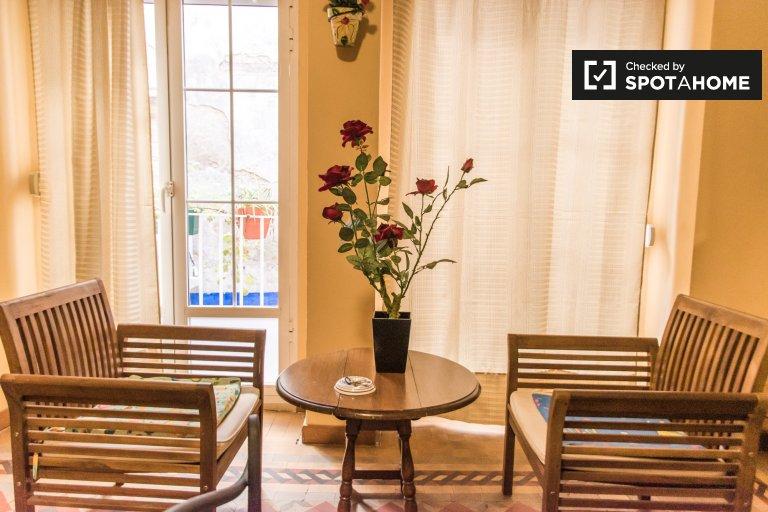 Ruhiges Studio-Apartment zu vermieten in Ciutat Vella, Valencia