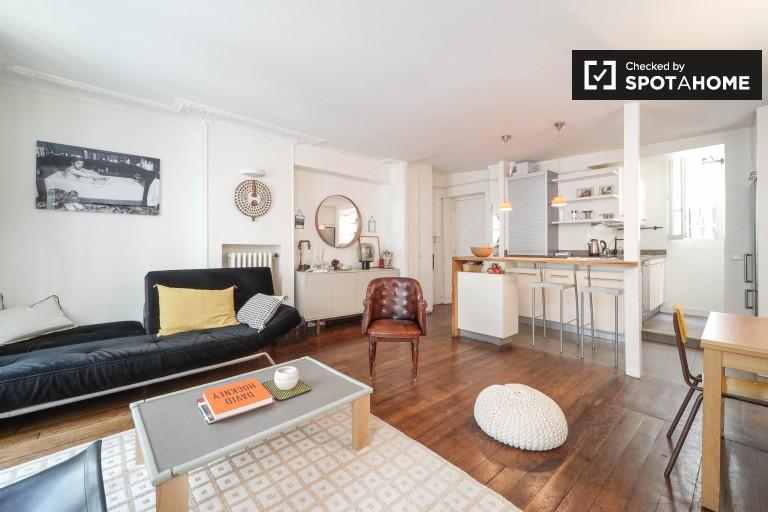 Bel appartement 2 chambres à louer au 3ème arrondissement