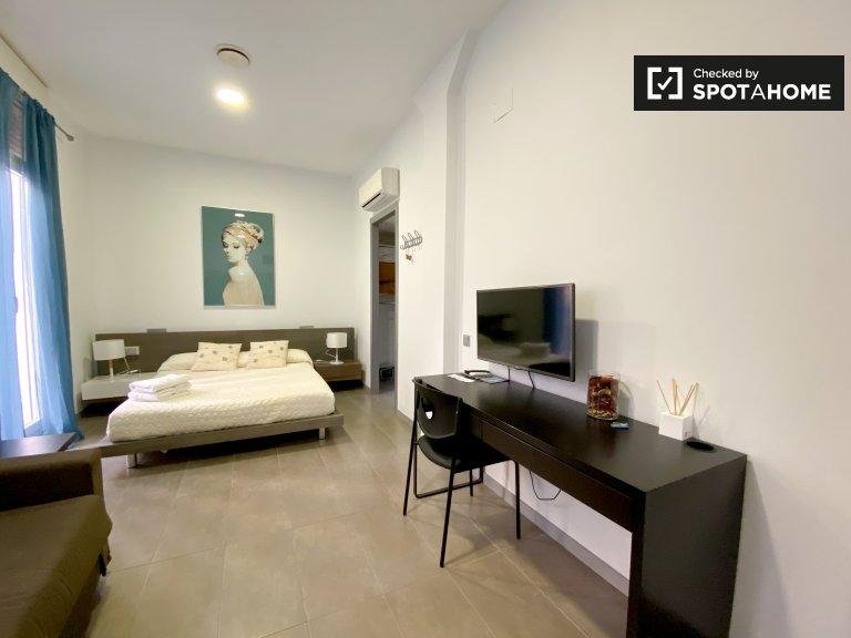 Studio-Wohnung zur Miete in Poblats Marítims, Valencia